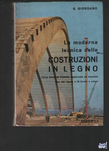 MODERNA CONSTRUCCION EN MADERA (en italiano)  $ 1600 en Argentina Vende