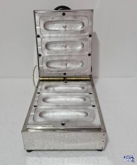 Panchuquera-panchos Electrónicos-crepera 3moldes Acero Inox