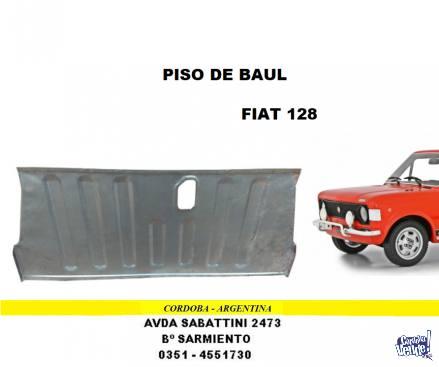 PISO DE BAUL FIAT 128