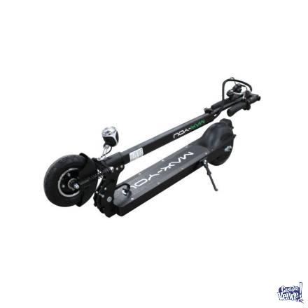 Monopatin Eléctrico Scooter Max-You S1 Freno A Disco Luz