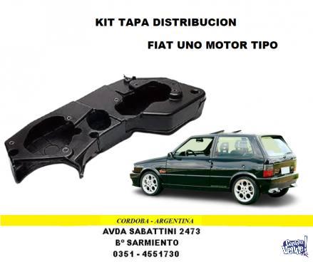 TAPA DISTRIBUCION FIAT UNO MOTOR TIPO