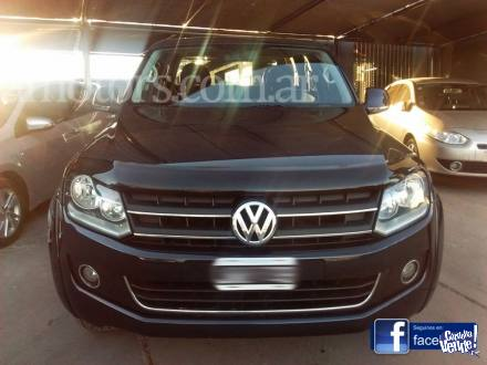 VOLKSWAGEN AMAROK HIGHLINE PACK 2011 4X4