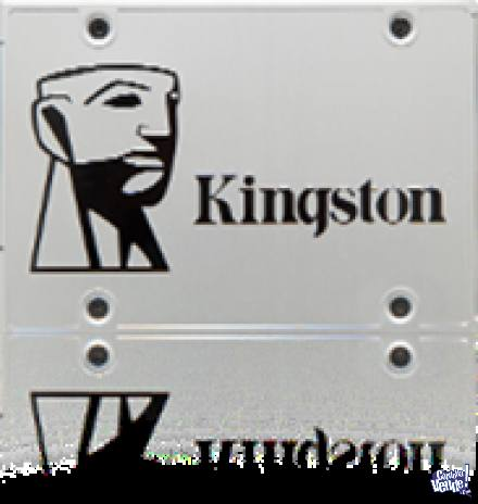 Disco Estado Solido 480 Gb Kingston V400 Sataiii 2.5 Ssd