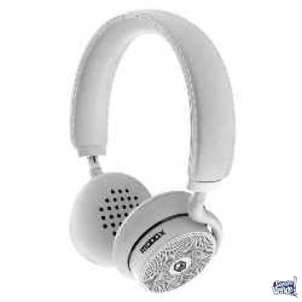 Auricular MOBOX BLUETOOTH Blanco