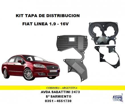 TAPA DISTRIBUCION FIAT LINEA 1.9 16V