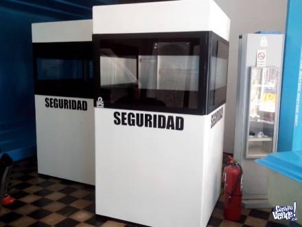 garita de seguridad en Argentina Vende