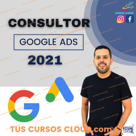 Curso Consultor Google Ads Lite de Alan Valdez en Argentina Vende