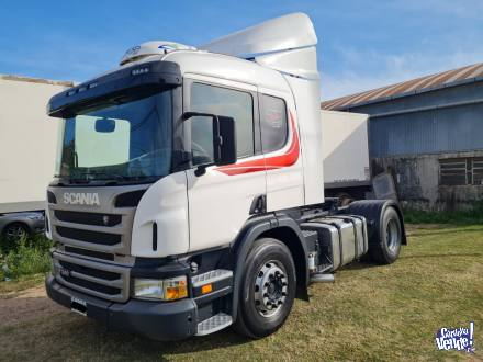 Scania P 340 2013 EXCEPCIONAL UNIDAD 3584851111 en Argentina Vende