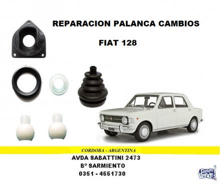 REPARACION PALANCA DE CAMBIOS FIAT 128