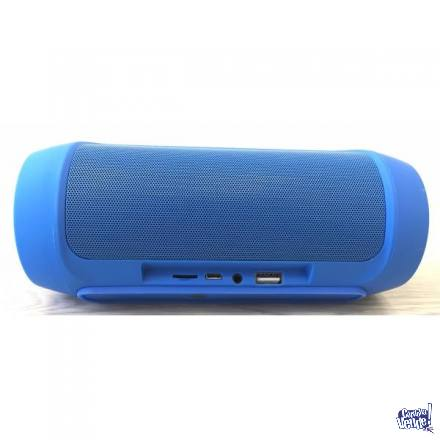 Parlante portatil Charge 2+ simil JBL bluetooth