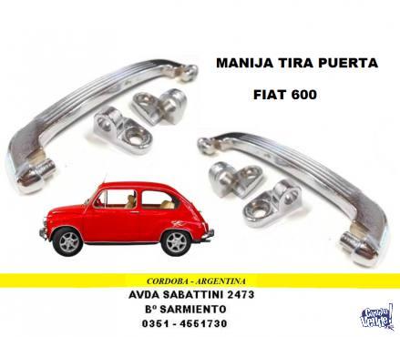 MANIJA TIRA PUERTA FIAT 600