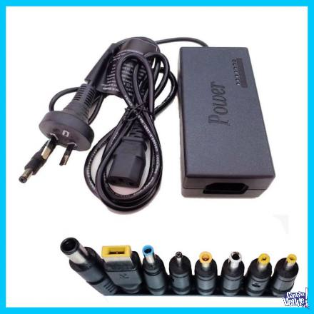 Cargador Universal Notebook TV LED/LCD 12V a 24V 4A Only en Argentina Vende