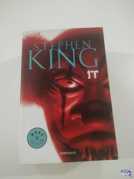 Libros de STEPHEN KING Varias ediciones en Argentina Vende