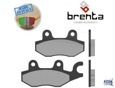 Pastilla De Freno Brenta Para Invicta En Baccola Motos Cba