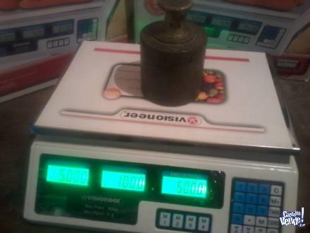 BALANZA Elect Digital Nueva en Caja 40kg PPI , con bateria