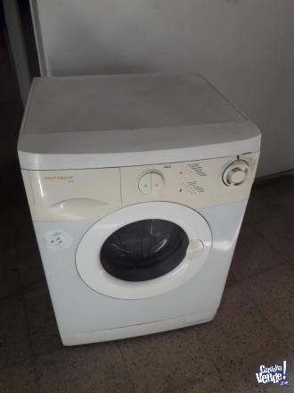 Lavarropas Automatico Patriot en Argentina Vende