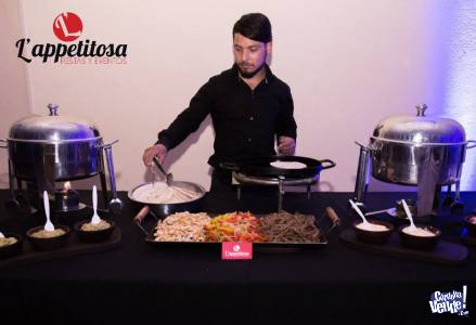 PIZZA PARA EVENTOS, PIZZA PARTY