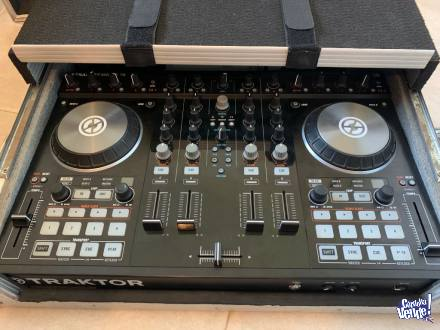 CONTROLADOR TRAKTOR S4 MK2 CON ANVIL - NATIVE INSTRUMENTS
