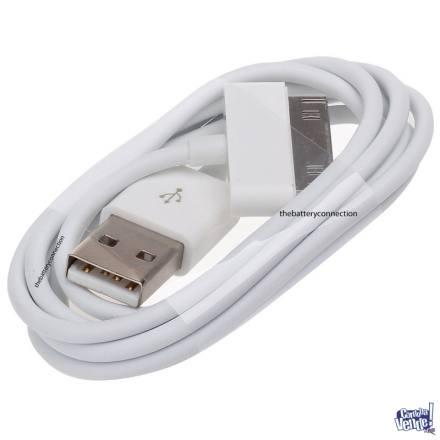 Cable USB iPhone 4 5 5s 6 7 8 X XS Max - iPad - iPod IOS 13 en Argentina Vende