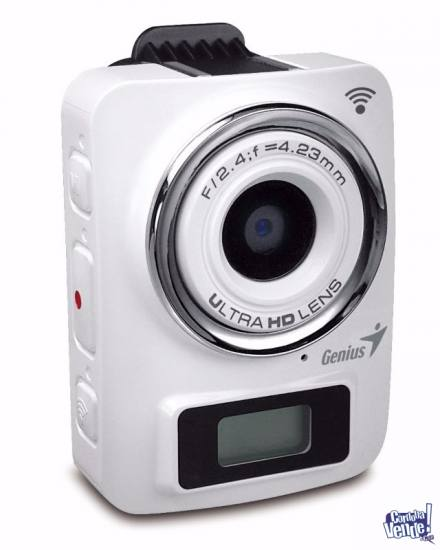 Camara Genius Life Shot Fhd300 Wi-fi Sumergible Mini