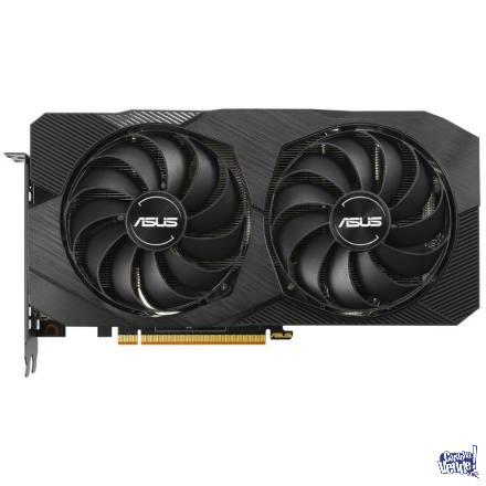 Placa de Video Asus Radeon RX 5500 XT Dual EVO 4GB GDDR6 OC en Argentina Vende