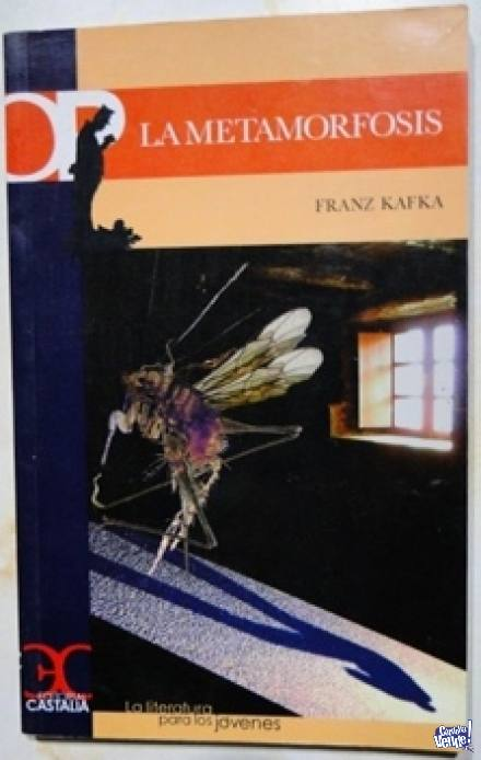 LA METAMORFOSIS   FRANZ KAFKA