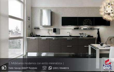 Muebles para cocina a medida presupuestamos sin costo