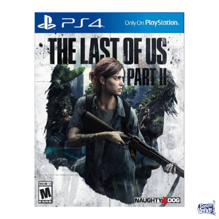 THE LAST OF US 2 PS4 FISICO