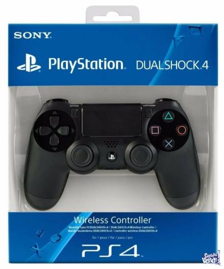 Joystick Sony Dualshock Ps4 Playstation 4 Garantia