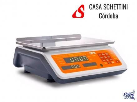Balanza Digital Systel UPA 31kg sin Mástil batería córdob