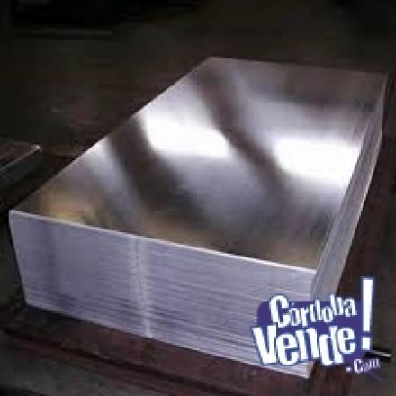 CHAPA ACERO INOXIDABLE 430 1,25 X 2,50 METROS 0.6 MM