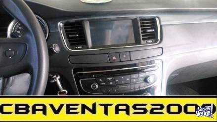 Stereo CENTRAL MULTIMEDIA Peugeot 508 Gps Android Bluetooth