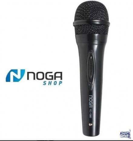 Microfono Profesional Karaoke Cantante Noga Net Ngh300 en Argentina Vende