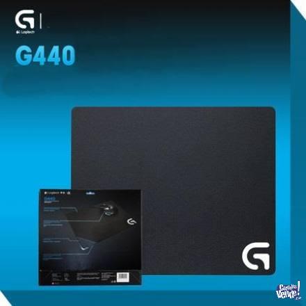 Mouse Pad Logitech G440 Poca Fricción Base Estable Gamer
