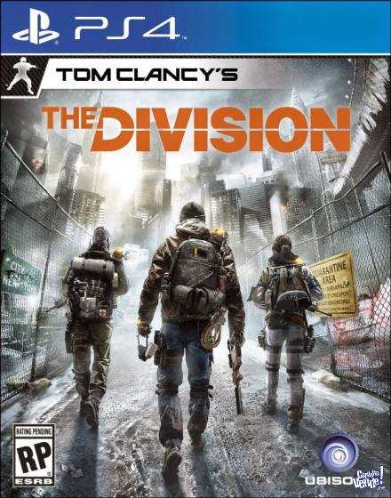 TOM CLANCY'S THE DIVISION PS4 USADO