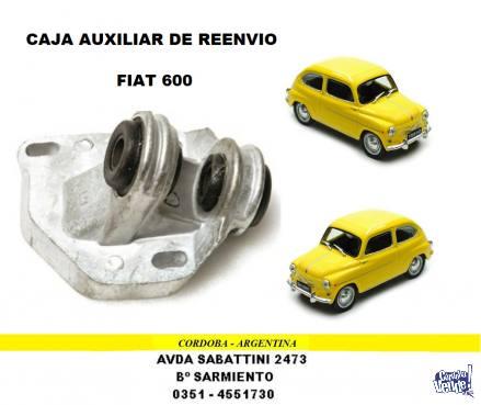 CAJA AUXILIAR - BRAZO REENVIO FIAT 600