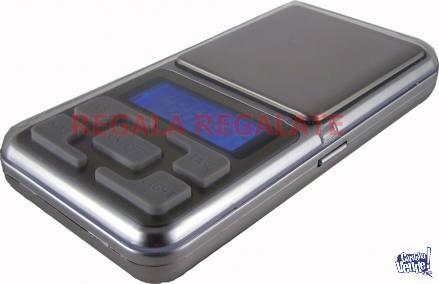 Mini Balanza Digital Portatil 0,1 G A 500 Gr. Joyeria