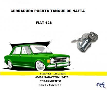 CERRADURA TANQUE DE NAFTA FIAT 128 en Argentina Vende