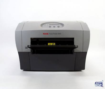 Impresora Kodak 8800 Photo Printer 20x30 20x25 15x20 Termal