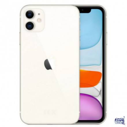 iPhone 11 128GB Nuevos Libres Sellados