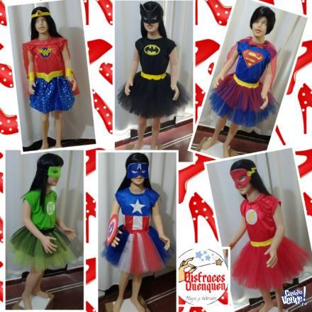 Disfraz de Supergirl para niñas