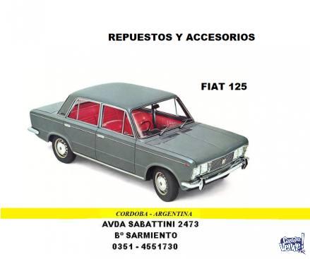 A FIAT 125