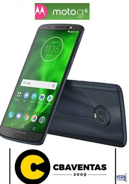 MOTO G6, G6 PLAY, G6 PLUS, ANDROID OREO 8.0! CENTRO!