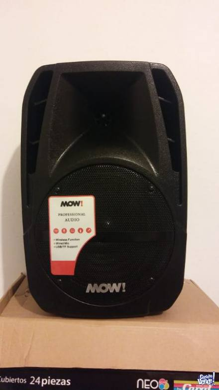 OPORTUNIDAD! PARLANTE MOW CARRY 30W WOOFER 8
