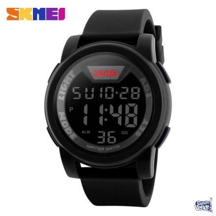 Reloj Digital Militar Sumergible SKMEI 1218 Deportivo Hombre