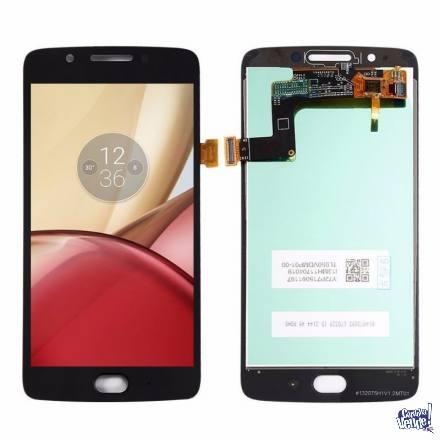 Display Tactil Modulo Pantalla Moto G5 G5 G5s Plus  Centro!