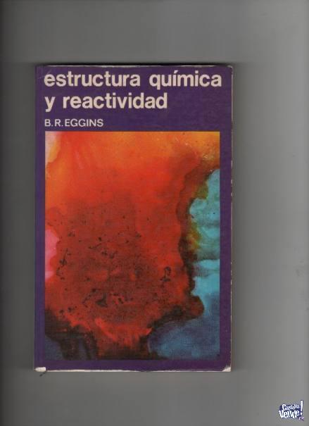 LIBROS DE QUIMICA  Autores y Temas varios  USS 6 c/u
