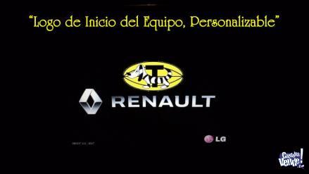 Actualización Media Nav Renault Clásico a Evolutión en Argentina Vende
