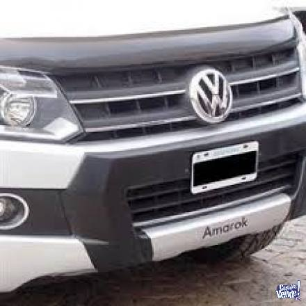 DEFENSA PLASTICA AMAROK