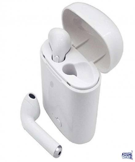Auriculares Dobles Kanji Bluetooth Sports iPhone 6 7 8 Plus